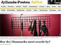 Bor du i Danmarks mest sexede by - Jyllands-Posten Aarshus