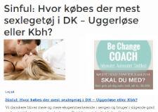Kvindetid - Hvor købes der mest sexletoj i DK?