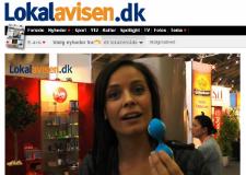 Lokalavisen.dk : Så sjov bliver bækkenbundstræning