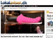 Bor du i den mest sexede by? Artikel på Lokalavisen.dk