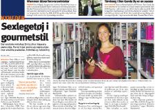 Lokalaviserne Aarhus: Sexlegetøj i Gourmetstil