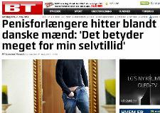 Penisforlængere hitter blandt danske mænd – BT.dk
