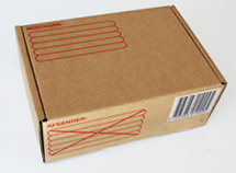 Diskret Pakke