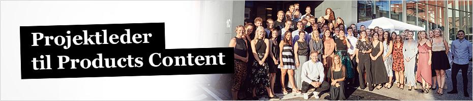 Skandinaviens førende webshop, Sinful, søger en Projektleder til Products Content